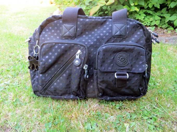 Kippling Tasche schwarz