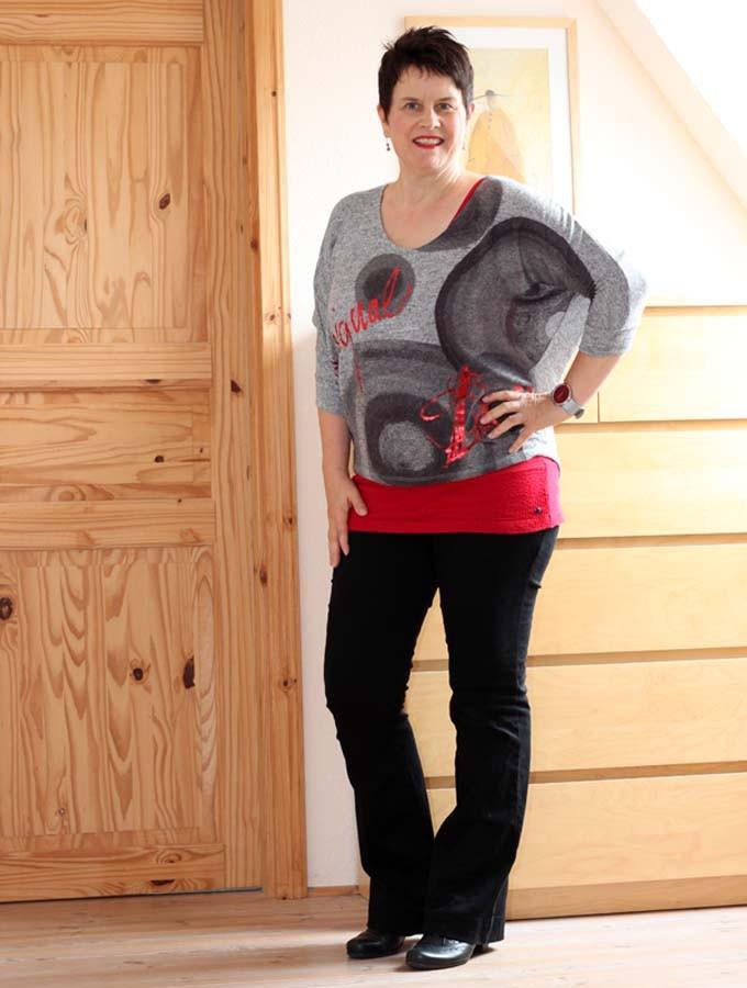Sabine Gimm Desigual Shirt