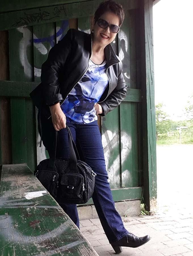 Sabine Gimm Bushaltestelle 2