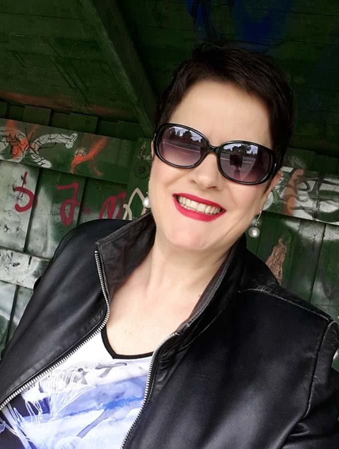 Sabine Gimm Bushaltestelle 3