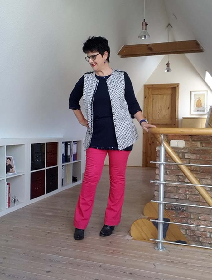 Sabine Gimm Bluse 1