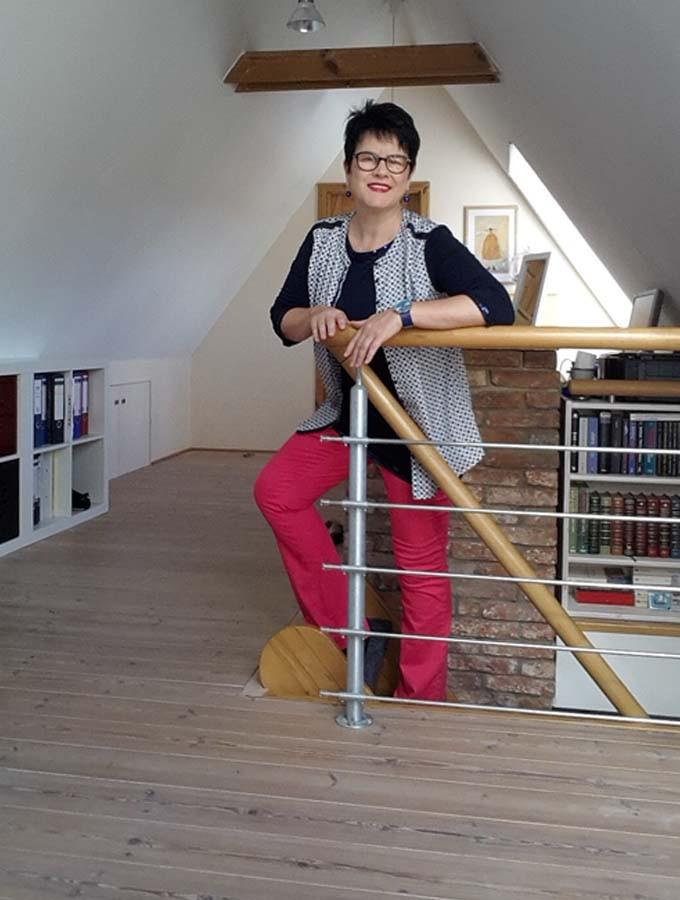 Sabine Gimm Bluse 2