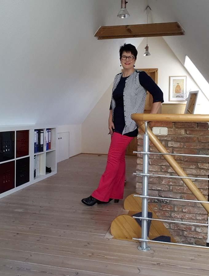 Sabine Gimm Bluse 3