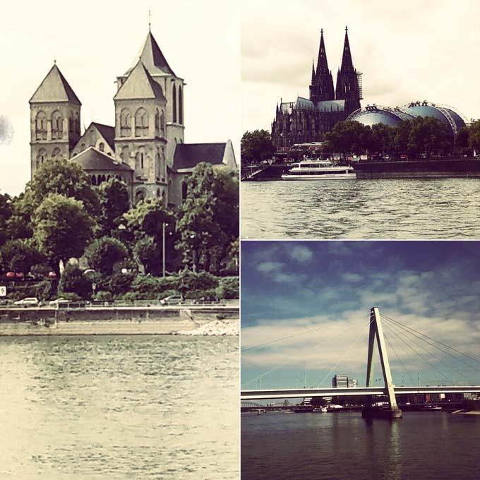 Köln ist eine Reise wert