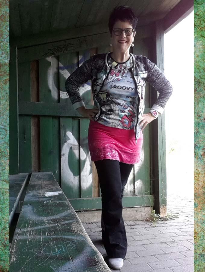 Sabine Gimm Selfie 2