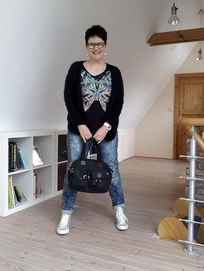 Sabine Gimm Puscheljacke 2