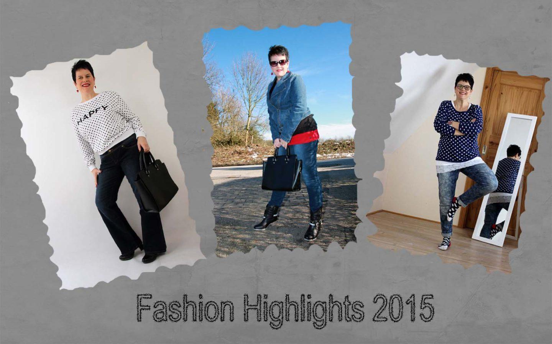Jahresrückblick und Fashion Highlights 2015