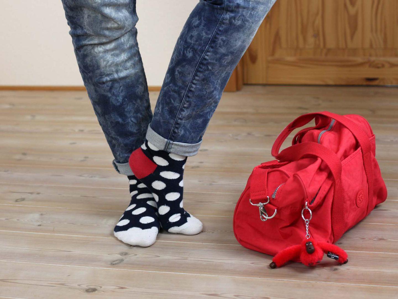 Pünktchenliebe ::: Völlig von den Socken