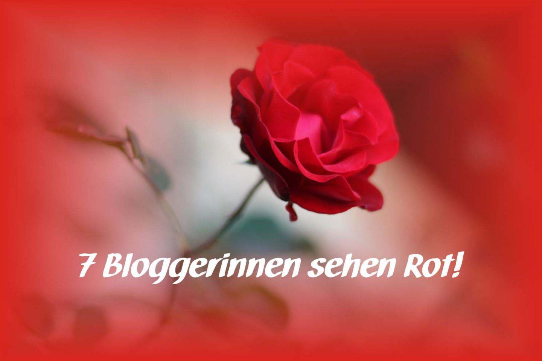 7 Bloggerinnen sehen Rot