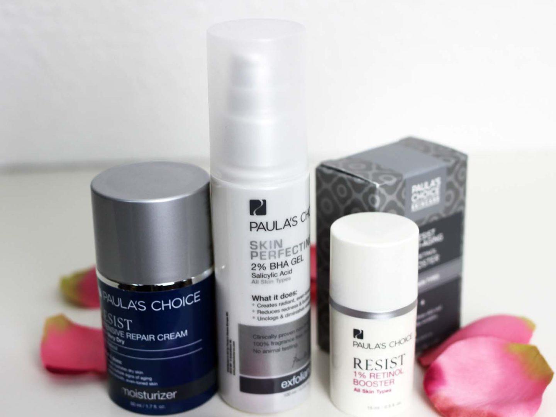 Paula's Choice – 3 Produkte im Langzeit-Test #Werbung