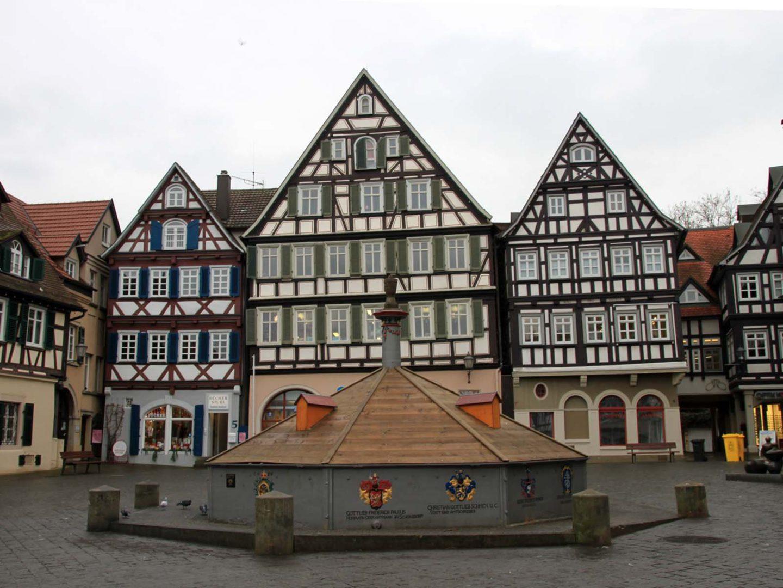 Reise nach Schorndorf mit Bloggertreffen in Stuttgart
