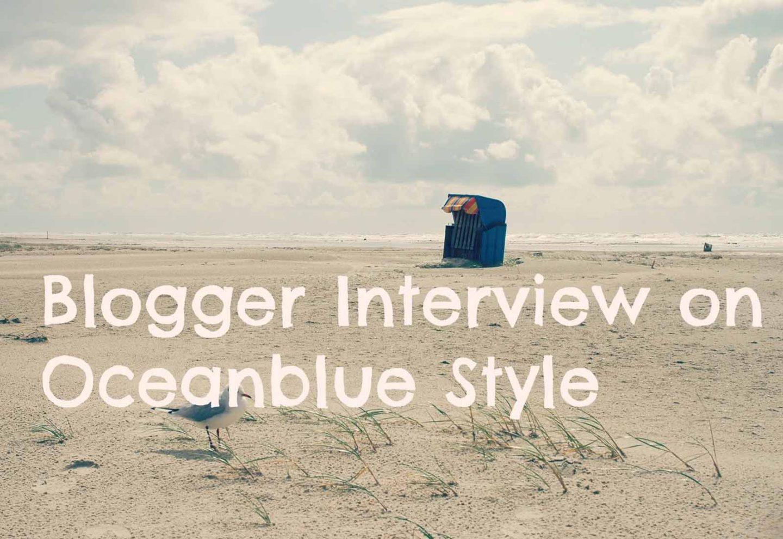 Modebloggen ü 50 – über Fotoretusche und junge Konkurrenz – Ein Interview mit Sabina von OceanblueStyle