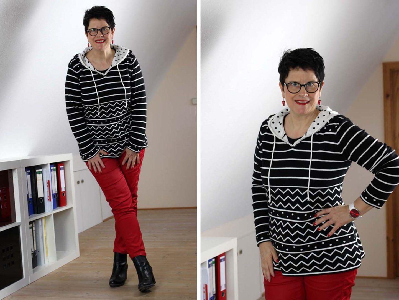 """Verliebt in """"Rim"""" – noch ein Büro Outfit #Werbung"""