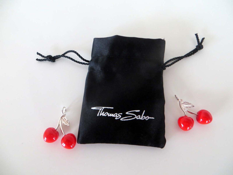 Kirschen von Thomas Sabo für die Ohren