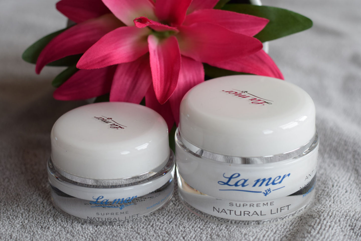 La mer – Die Supreme Natural Lift Anti Age Serie