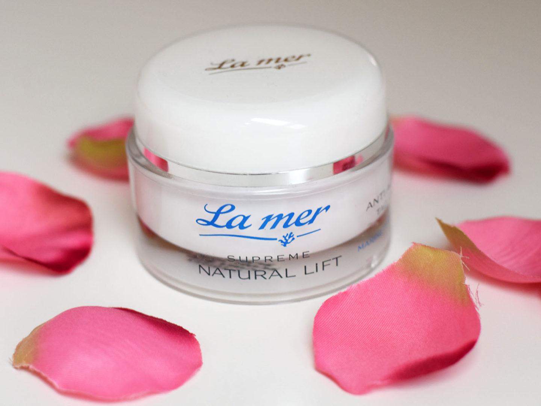 Natural Lift Anti Age Cream Tag von La mer