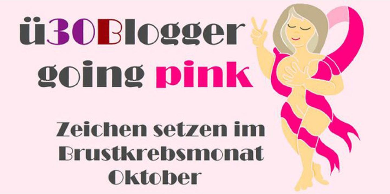 Zeichen setzen im Brustkrebsmonat Oktober