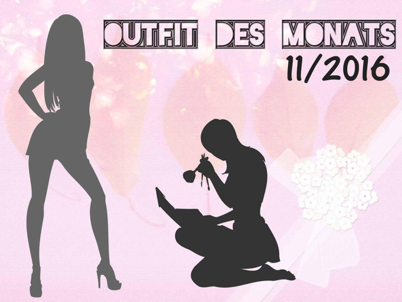 Outfit des Monats – 11-2016