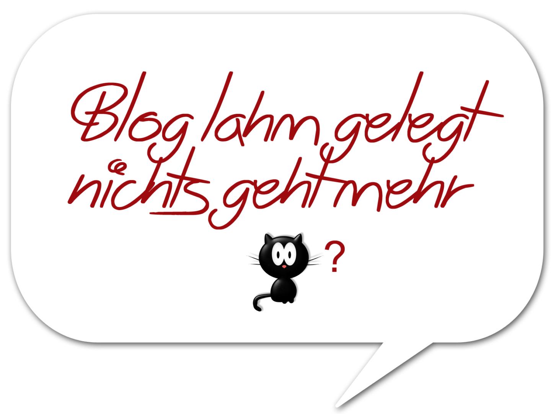Blog lahm gelegt – Was tun, wenn die wp-config.php plötzlich leer ist?