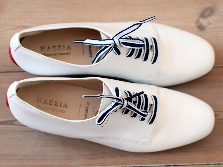 Weiße Schuhe? Weiße Schuhe! #maritim
