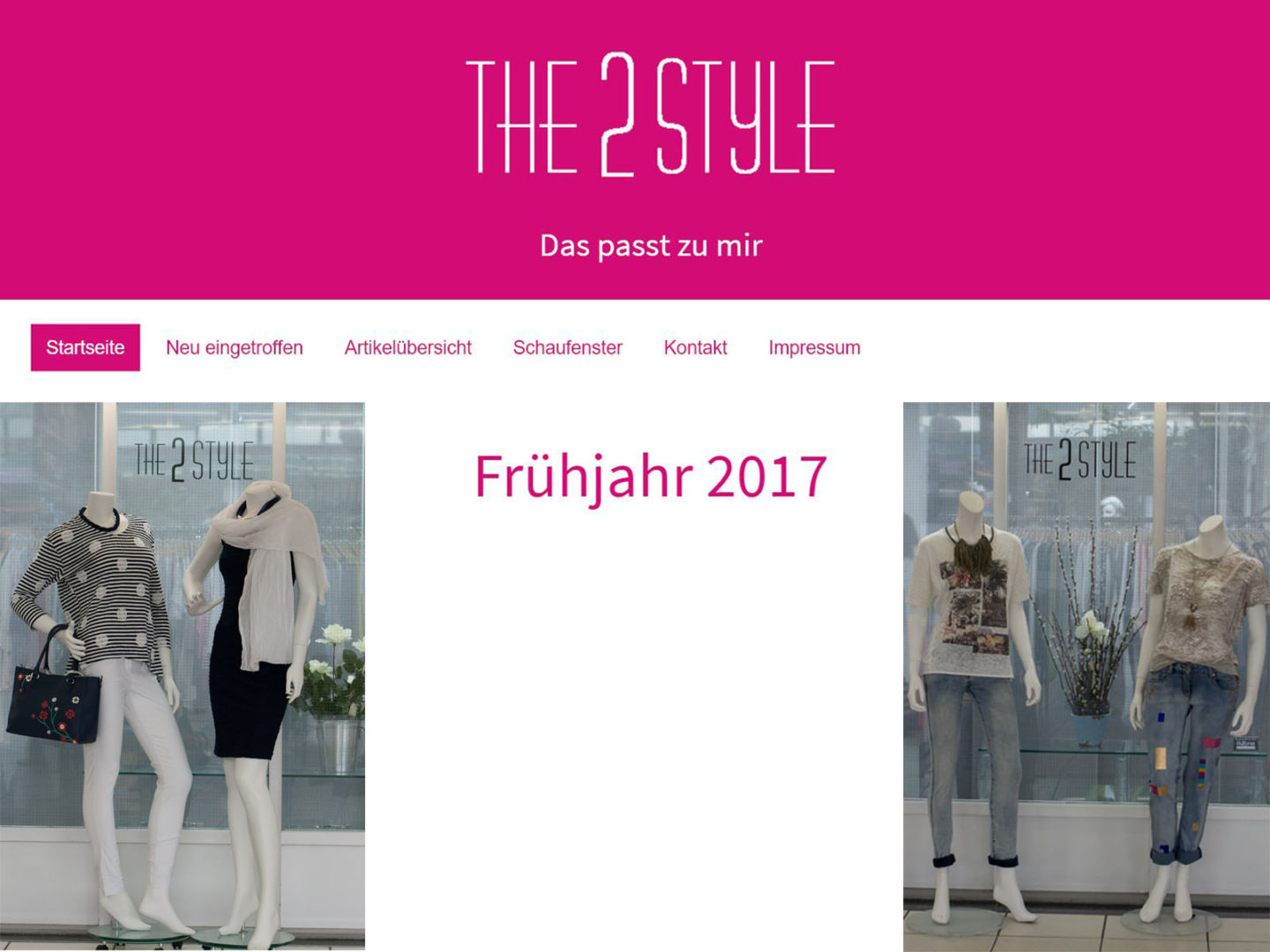 The2Style – Textilgroßhandel in Sindelfingen