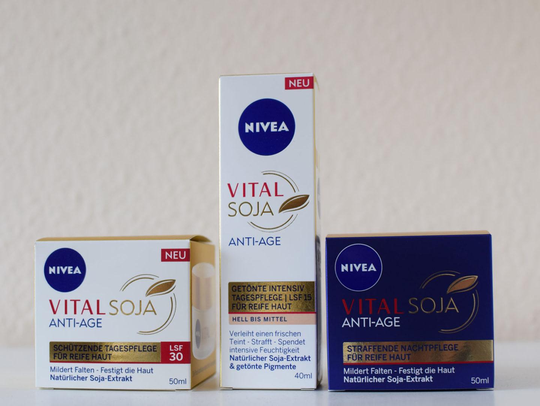 Bedenkliche Inhaltsstoffe – NIVEA Vital Soja Anti-Age