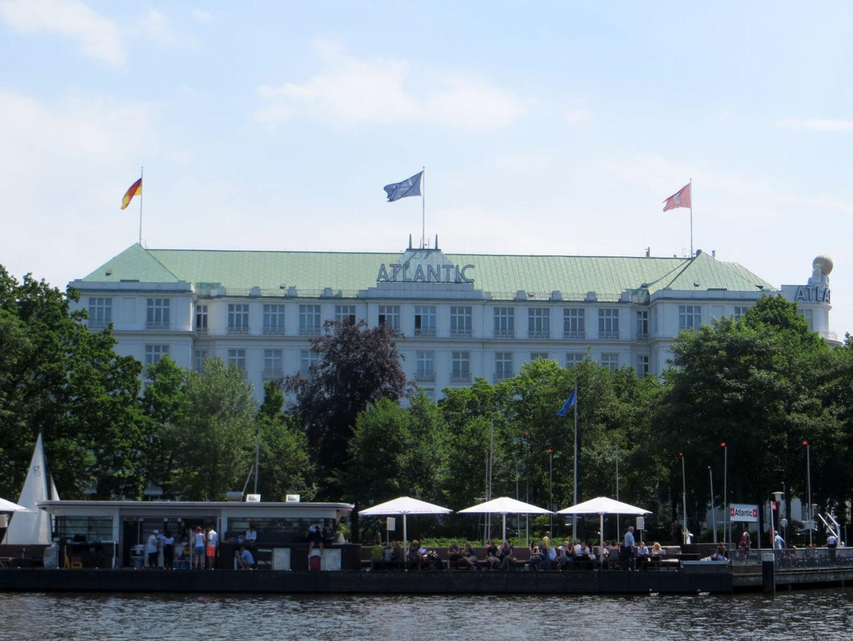 Blaumachen mit Gunda in Hamburg