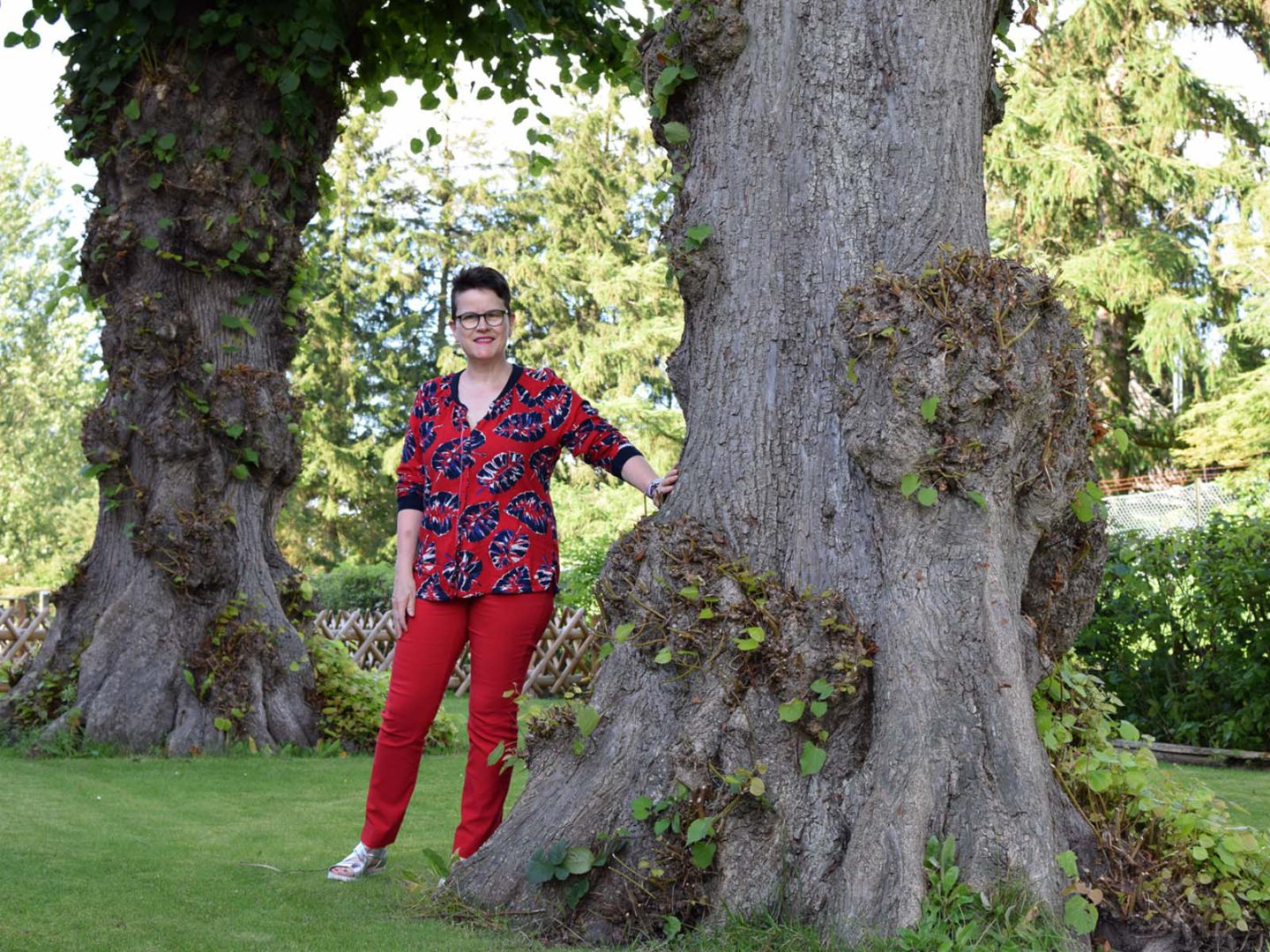 Woman in Red – was ist #ModeMut?