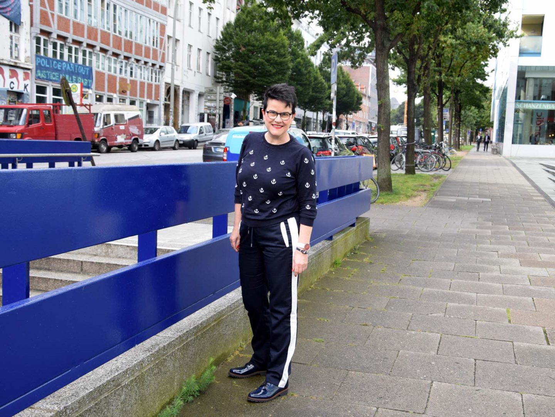 Hanseatic Look im grauen Hamburg