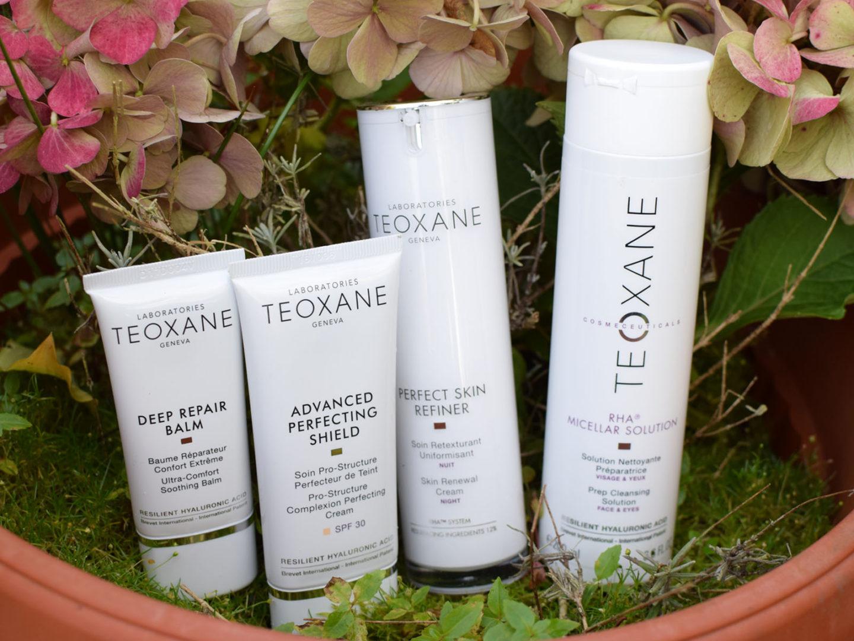 Teoxane – wirksame Gesichtspflege