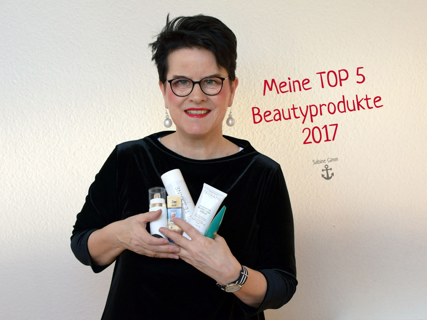 Meine TOP 5 Beautyprodukte 2017