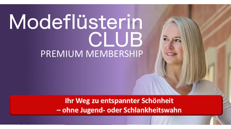 Der Club der Modeflüsterin