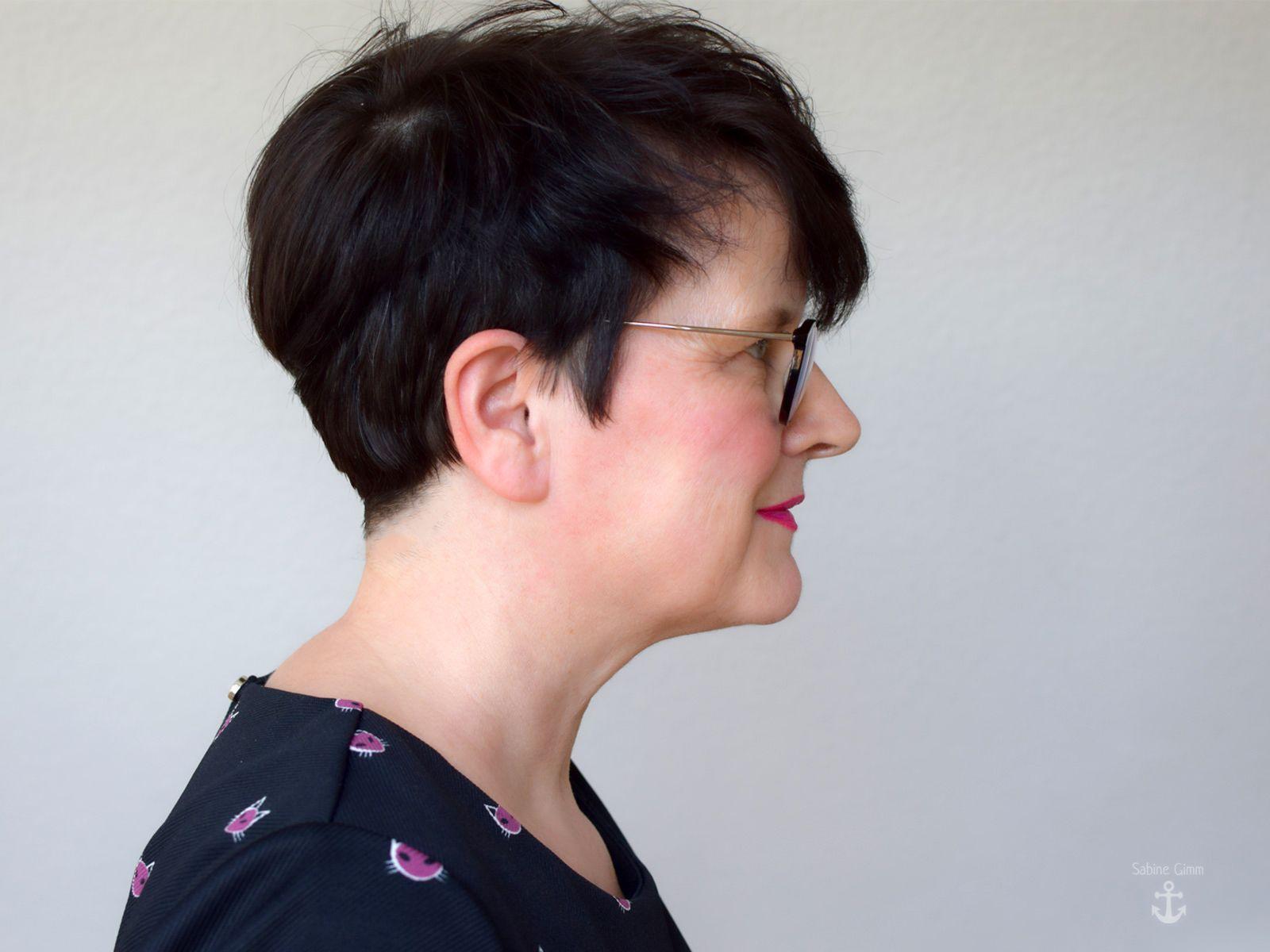 Die Frau über 50 Braucht Einen Flotten Kurzhaarschnitt Sabine Gimm