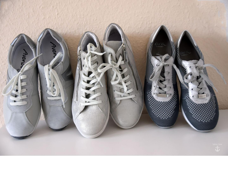 Avena Sneaker – Shades of Grey
