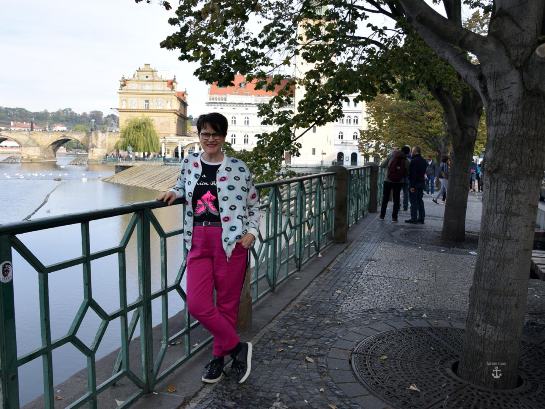 Prag im goldenen Oktober