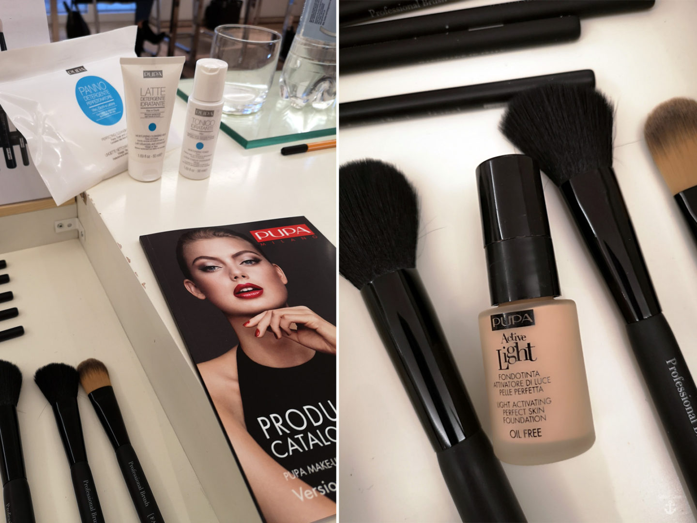 TOP geschminkt mit Pupa/Milano Kosmetik