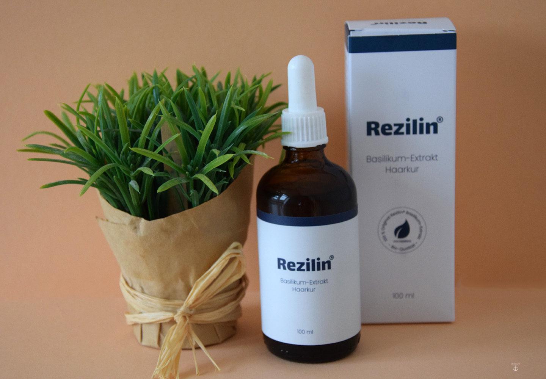 Rezilin Basilikum-Extrakt Haarkur bei nicht krankheitsbedingtem Haarausfall