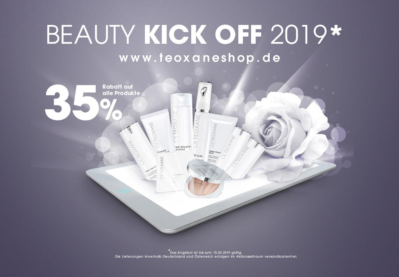 Anzeige – Relaunch des Onlineshops von TEOXANE