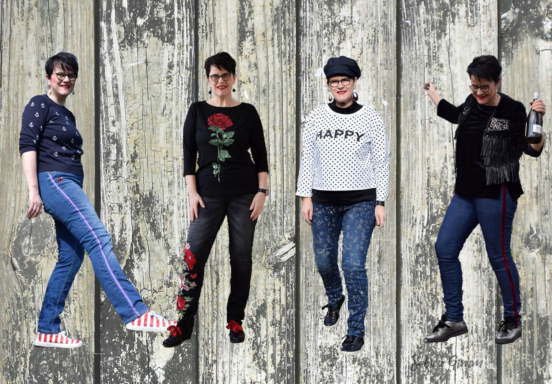 Keine Jeans ab 53? – Je oller, je doller!