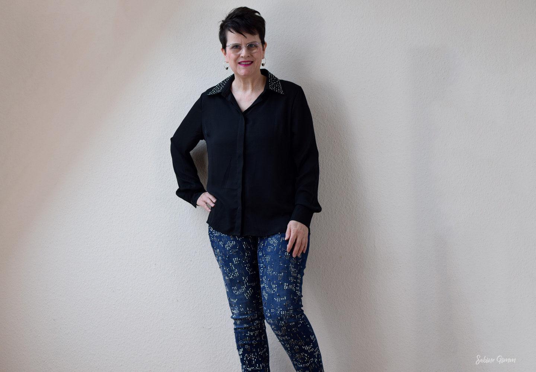 Zum #Jeanstuesday – Eleganz trifft auf Bling-Bling
