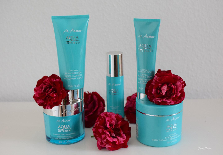 M. Asam Aqua Intense mit Hyaluron – Feuchtigkeit für die Haut ohne Parfüm