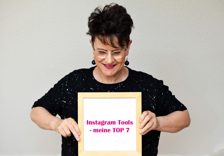 Instagram Tools – meine TOP 7 Apps zur Bildbearbeitung